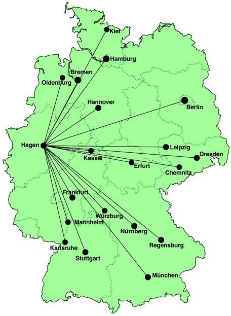 Bundesweit - Rita Scholz Privatdetektivin Hagen